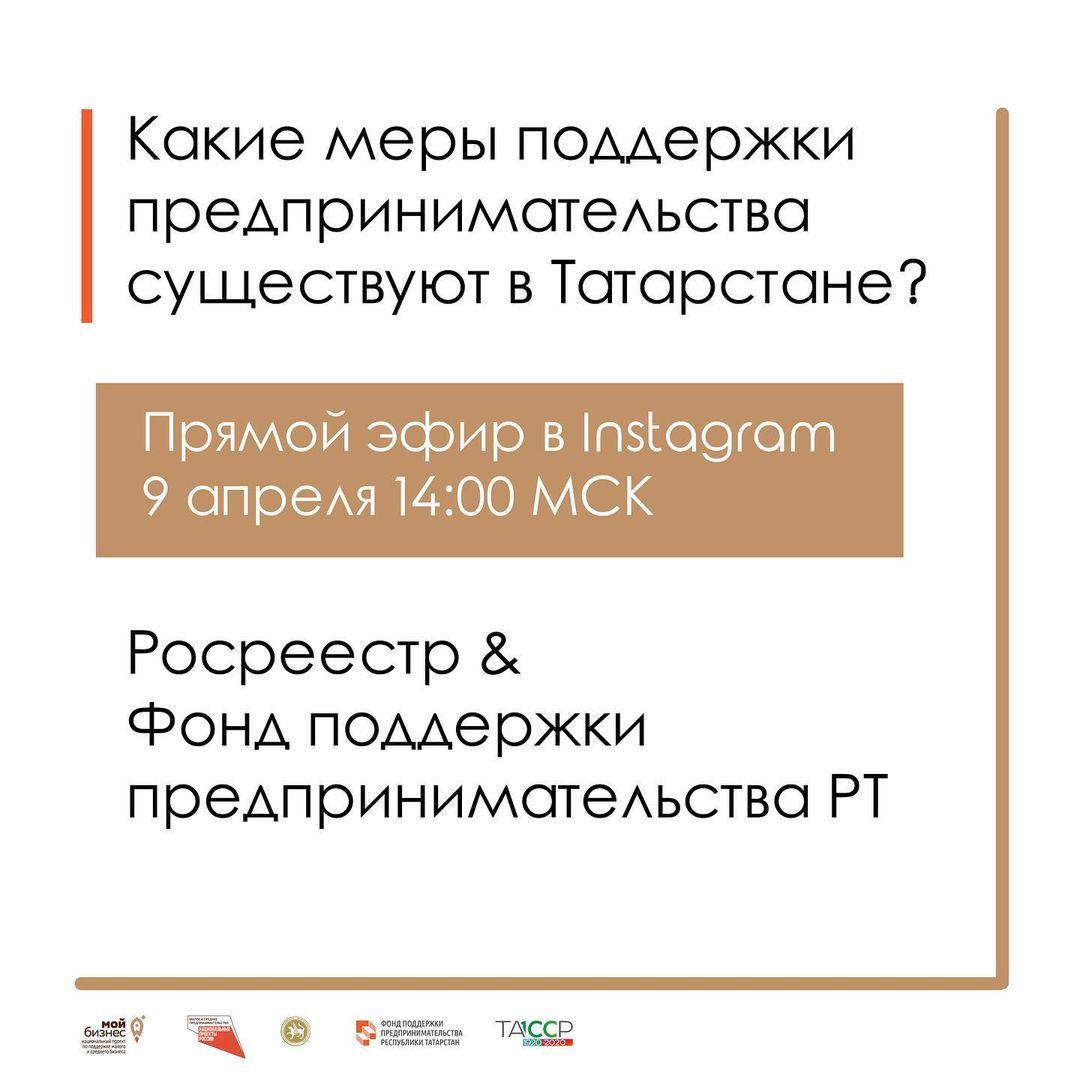 Какие меры поддержки предпринимательства существуют в Татарстане?